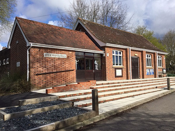 Old Alresford Village Hall Hampshire